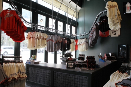 info for d0597 8ce12 SAN FRANCISCO GIANTS HAVE RAISED THE RETAIL BAR WITH THEIR ...