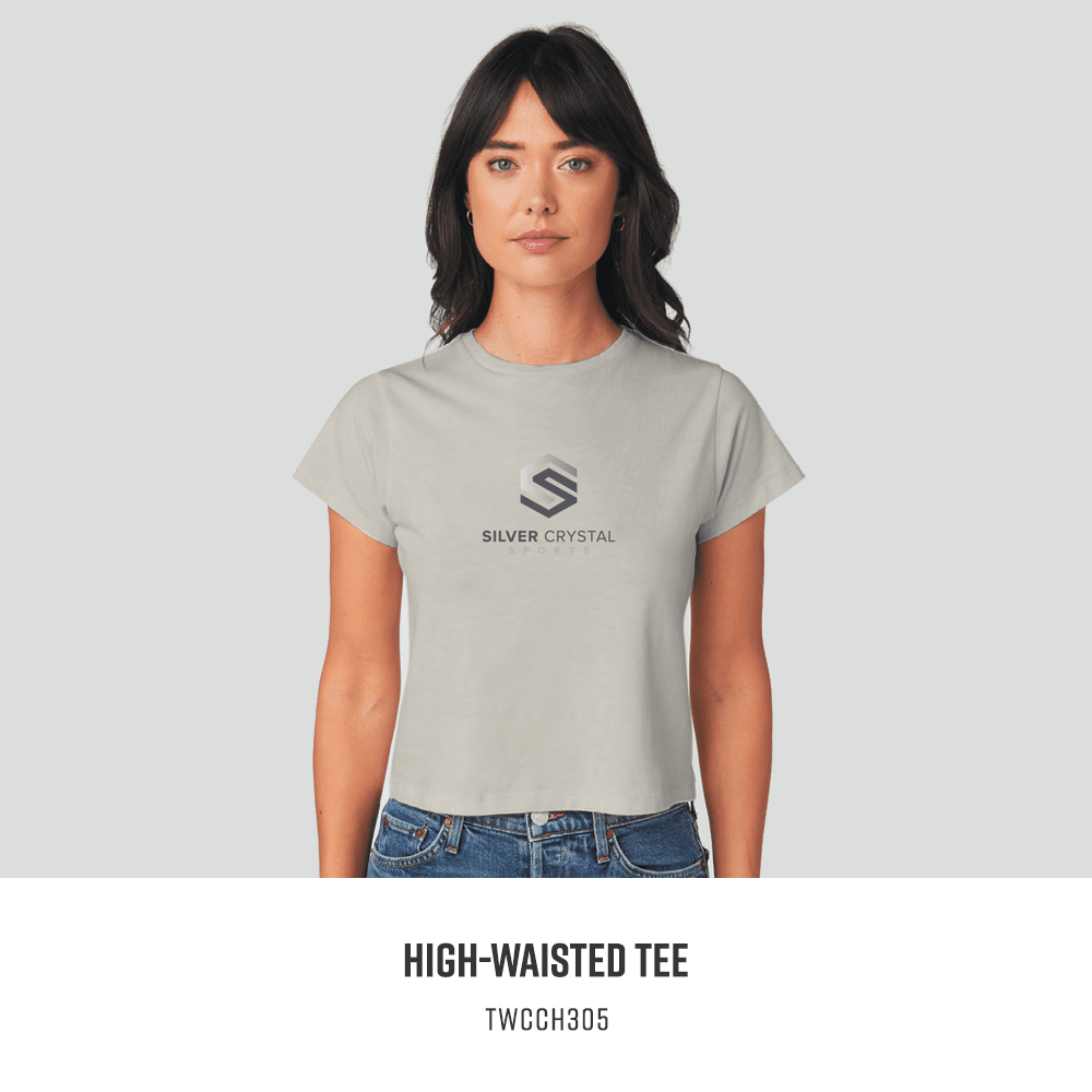 3-HIGH-WAISTED TEE